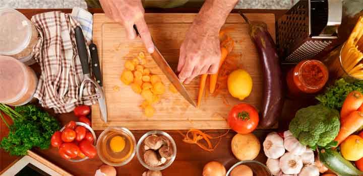 Alérgicos e intolerantes, como manipular alimentos.