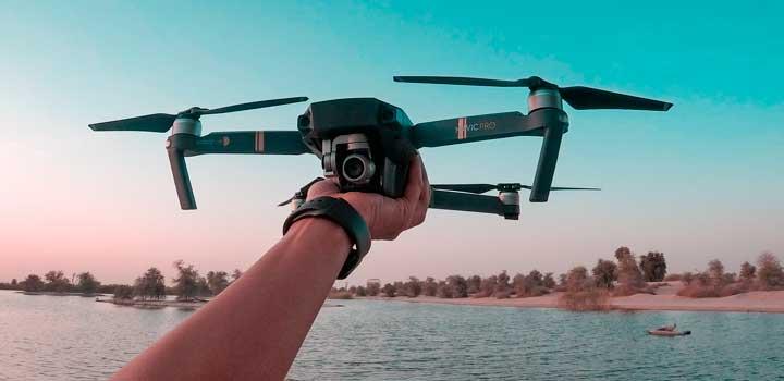 ¿Conoces algunas de las ventajas del dron?