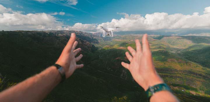 El dron en mi vida!!!