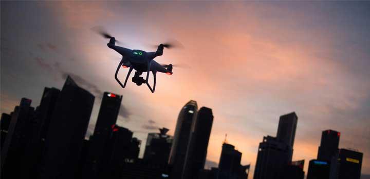 Drones y emergencias