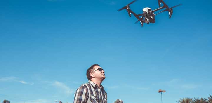La Relación de los Jóvenes con el Dron.