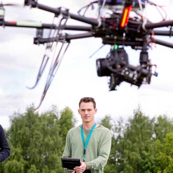 ¿Que Salidas Profesionales tiene ser Piloto de Drones?