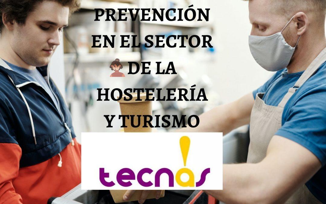 Prevención de Riesgos Laborales en Hostelería y Turismo frente a la COVID-19