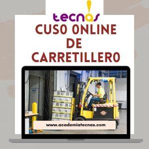 Curso Online de Carretillero