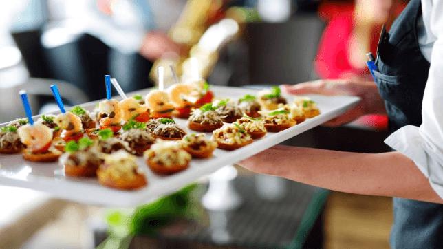 curso montaje y servicios de catering